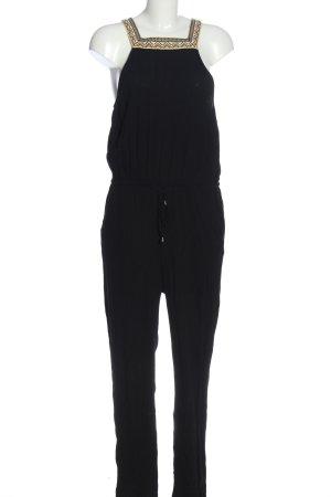 Warehouse Jumpsuit schwarz Casual-Look