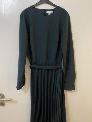 Warehouse Robe à manches longues bleu pétrole