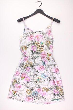 Warehouse Kleid mehrfarbig Blumenmuster Größe 38