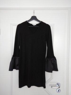 Warehouse-Kleid Volantärmel 32/34