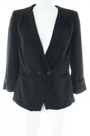 Warehouse Kurz-Blazer schwarz Business-Look