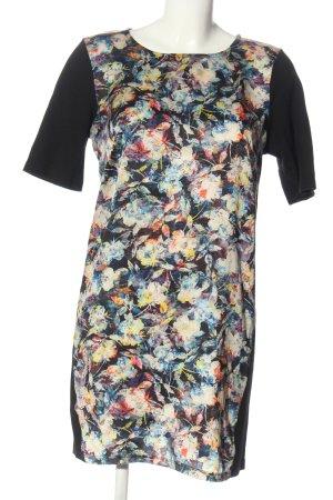 Warehouse Robe à manches courtes motif de fleur style décontracté