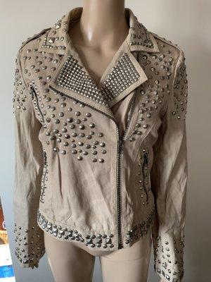 Warehouse leather jacket