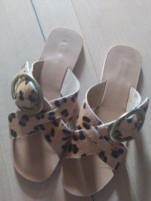 Warehouse Comfortabele sandalen veelkleurig