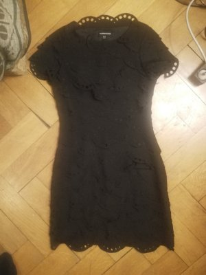 Warehouse Shirt Dress black