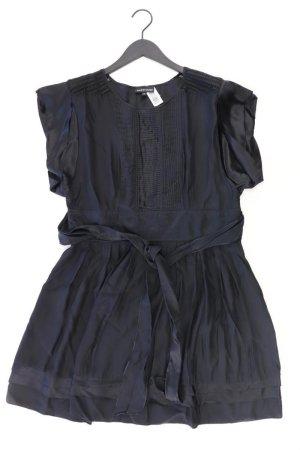 Warehouse Seidenkleid schwarz Größe 44