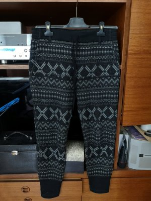 Woolen Trousers multicolored