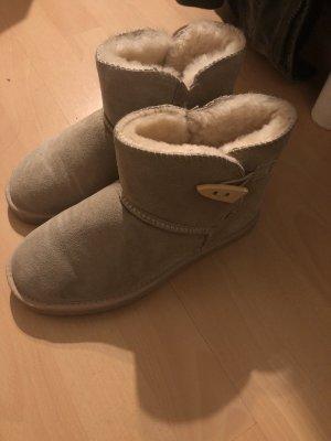 Snow Boots cream