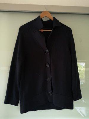 Esprit Knitted Cardigan dark blue