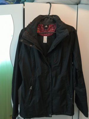 Warme Jacke Decathlon