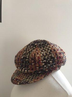 warme Kappe in Herbsttönen