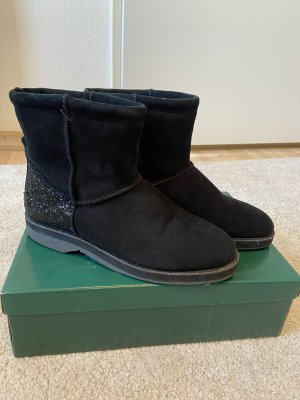 Paul Green Snow Boots black