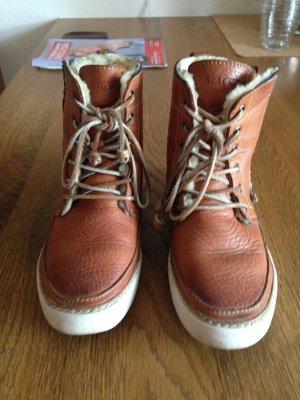 warme Schuhe