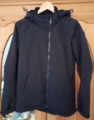 alpine Veste softshell noir