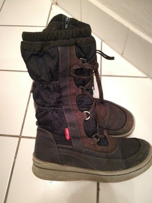 -8- Venice Winter Boots blue polyester