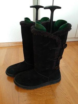 Skechers Winter Boots black
