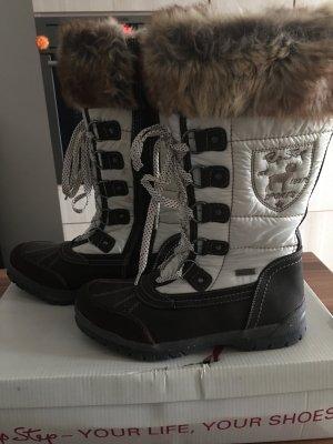 Warme Winter Stiefel große 38 NEU