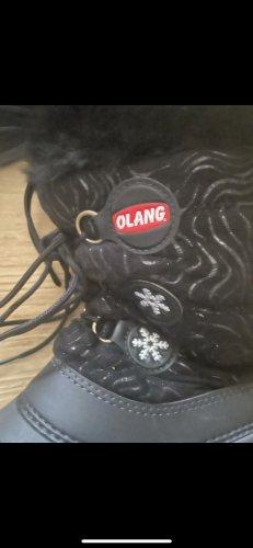 Olang Bottes de neige noir