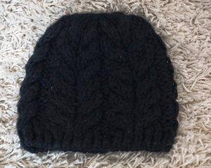 Warme Wollmütze