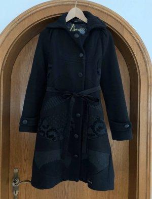 Warmer Mantel Desigual