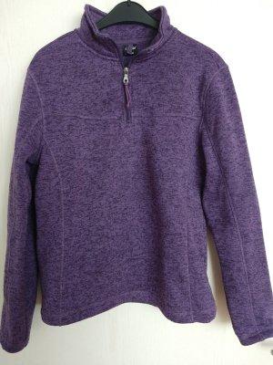 Crane Turtleneck Sweater multicolored