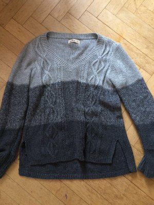 Hollister Knitted Sweater multicolored