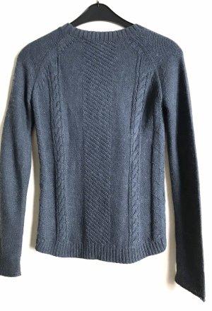 Warmer Pullover mit Alpaka