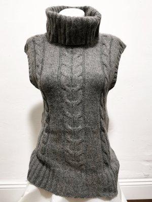 H&M L.O.G.G. Short Sleeve Sweater light grey-grey
