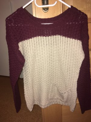 Warmer Strickpullover