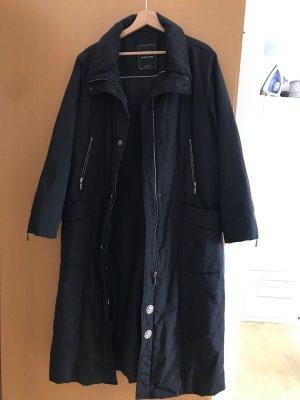 Basler Sport Cappotto trapuntato nero