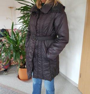 warmer Winter-Kurzmantel