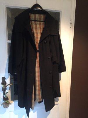 Alba Moda Manteau à capuche noir