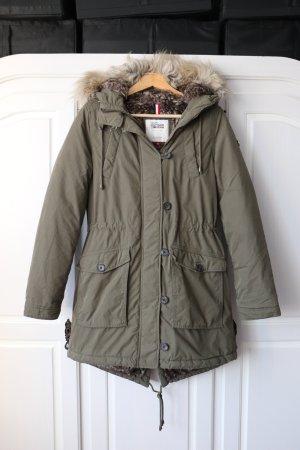Tommy Hilfiger Denim Winter Coat multicolored