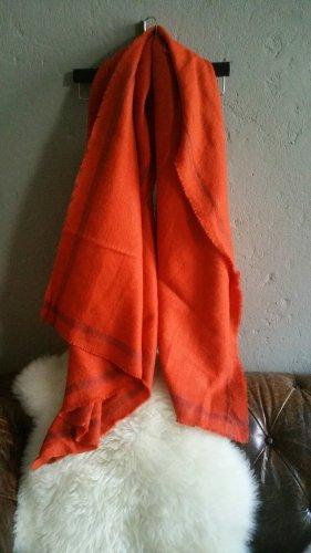 Zara Foulard orange fluo