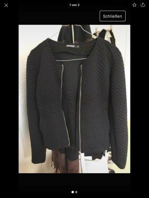 1982 Giacca di lana nero