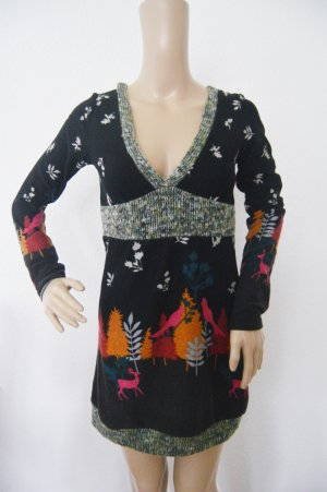warmes kleid gr.S von Punkyfish boohoo hippie goa