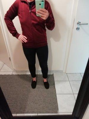 Carhartt Shirt Jacket dark red polyester