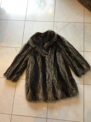 Pelz Zentrum N ModellFutrzany płaszcz Wielokolorowy