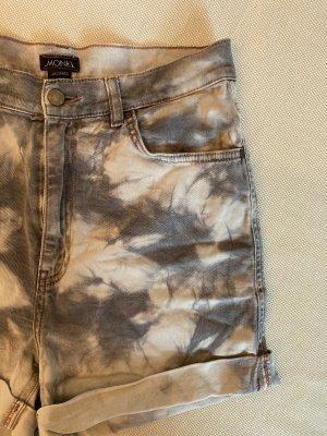 Washedout Batik Shorts