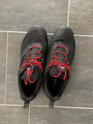 Reebok Wedge Sneaker black