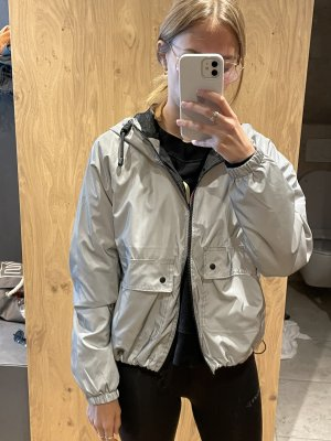 Clockhouse Outdoor Jacket silver-colored-light grey