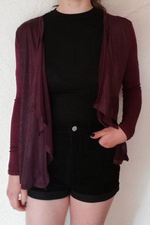 Pimkie Cardigan bordeaux-blackberry-red