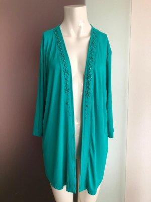 Fair Lady Sweat Jacket turquoise