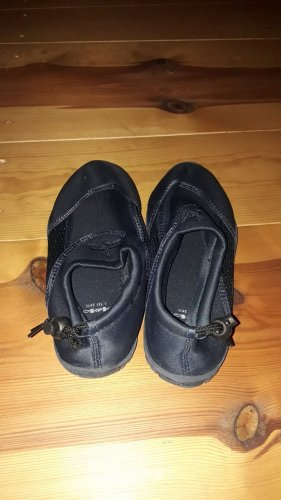 Deichmann Sandalias de playa azul oscuro