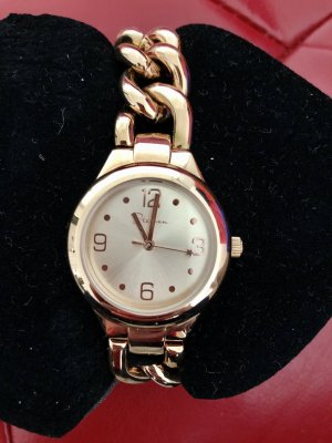 Analog Watch gold-colored