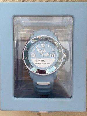Pantone Universe Zegarek automatyczny błękitny-biały