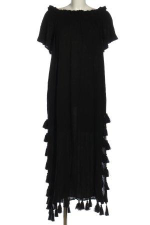 Watercult Maxikleid schwarz Elegant
