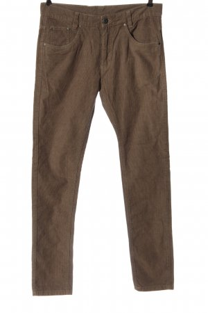 Watsons Corduroy Trousers brown casual look