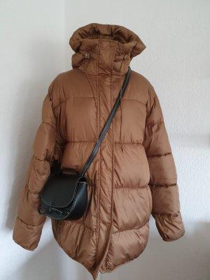 Wattierte Oversized-Jacke Gr. M H&M