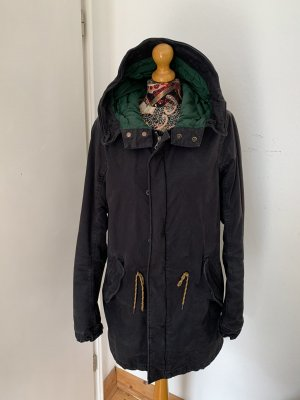 Wattierter Winter-Parka Scotch und Soda